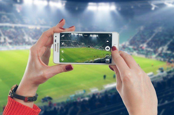 Euro 2016 am Second Screen und in Google Trends