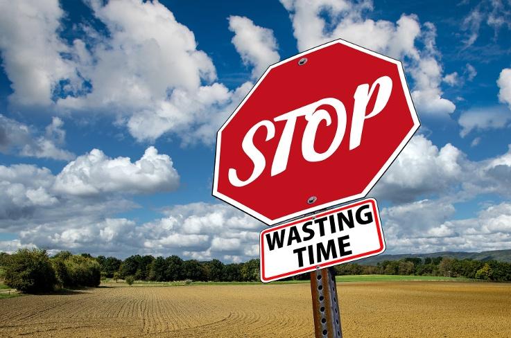 Stop die Blog-Zeitverschwendung